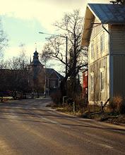 Photo: Kylänraitilta