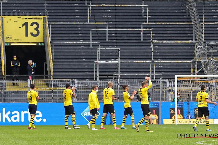"""Aanvallende middenvelder met """"goal van het decennium"""" verlaat Dortmund aan het einde van het seizoen"""
