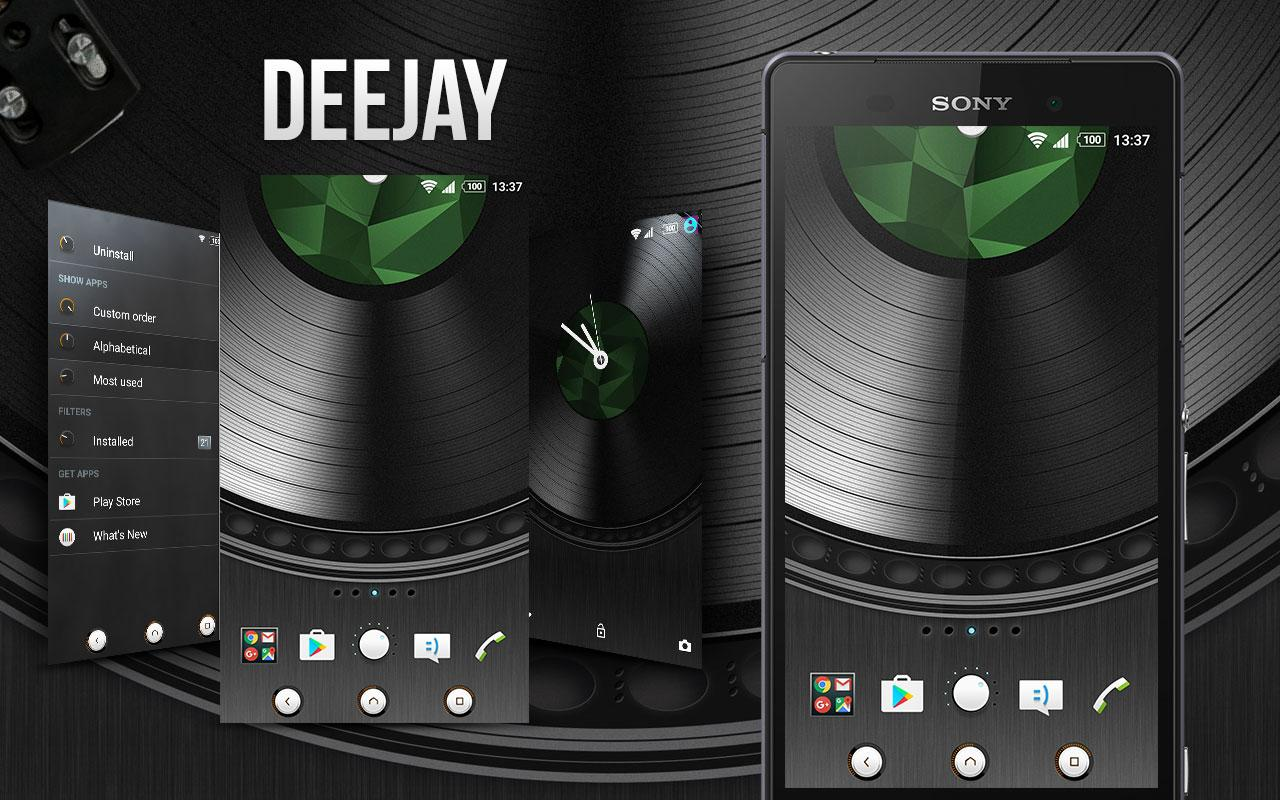 Dee Jay for Xperia™- screenshot