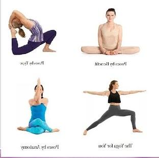 Yoga Poses Learn Yoga - náhled