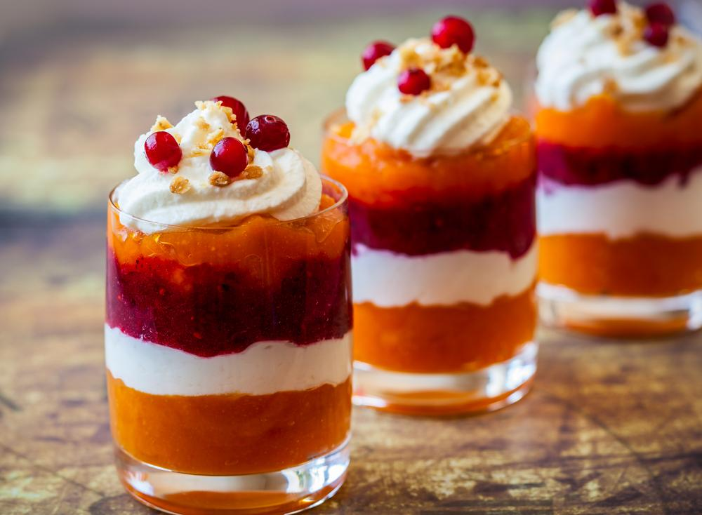 Healthy Fruit Dessert Recipes Screenshot