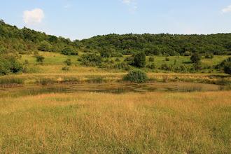 Photo: A Jósvafő és Aggtelek között található Vörös-tó hazánk egyetlen állandó vizű dolina-tava