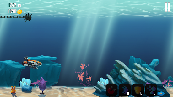 Submersia: Submarine run- screenshot thumbnail