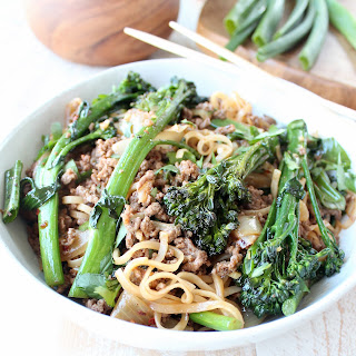 Beef and Broccoli Stir Fry.