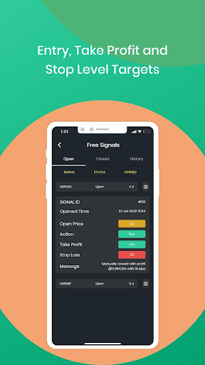 Experts Forex Signals - Free Daily Forex Signals  Paidproapk.com 3
