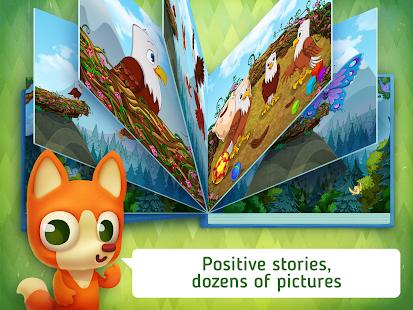 Little Stories. Short bedtime story books for kids - náhled