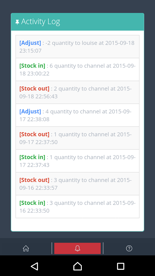 CheckStockPro- screenshot