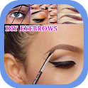 Eyebrow Tutorial Step By Step icon