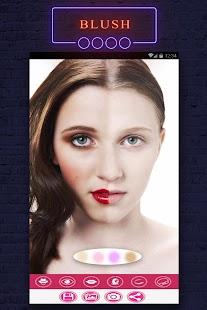 Photo Face Makeup ♥ Makeup Camera ♥ - náhled