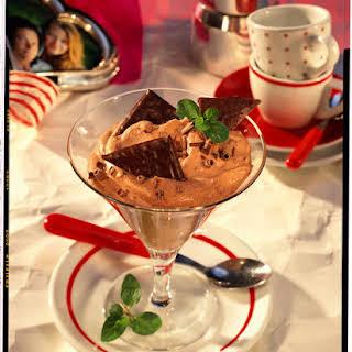 Chocolate Mint Cream.