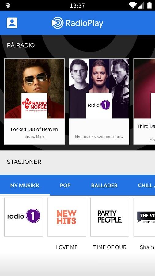 RadioPlay NO- screenshot