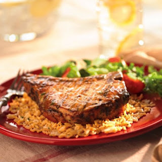 Sweet & Tangy Grilled Pork Chops