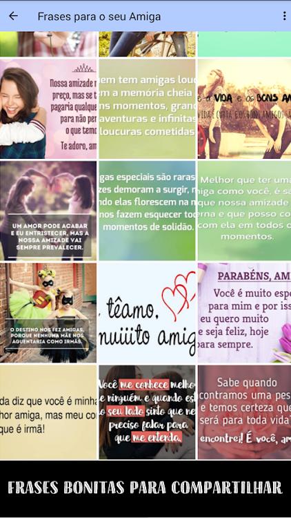 Imagens E Frases De Amigas Android приложения Appagg