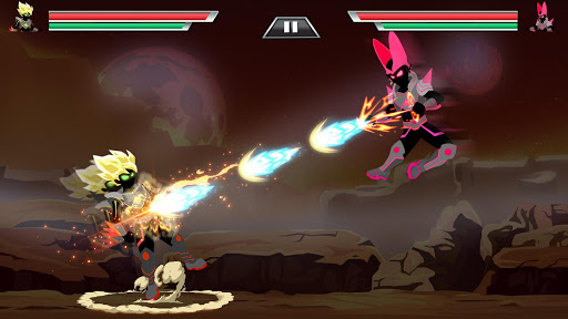Stickman Shadow Super Fighting 1.0 Screenshots 16