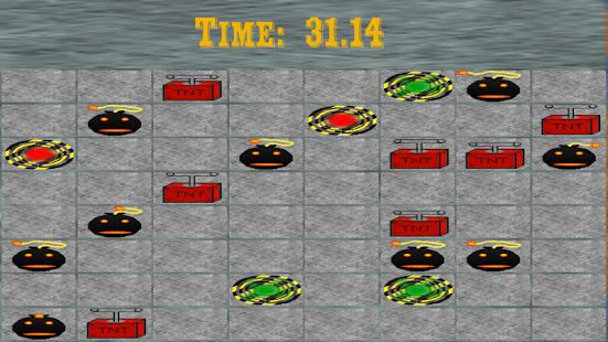 Gridy Bombs - náhled