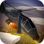 Gunship Craft: War Helicopter Flying & Shooting Icon