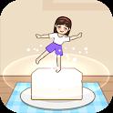 Tofu  Girl - Jump Girl icon