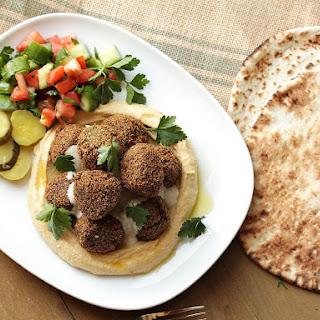Easy, Herb-Packed Falafel.