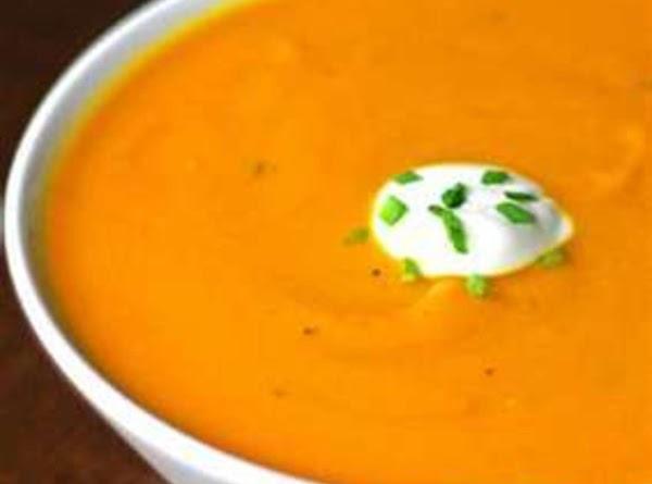 Spicy Squash Soup Recipe