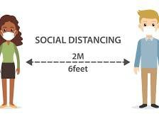 Distance Monitoring mats
