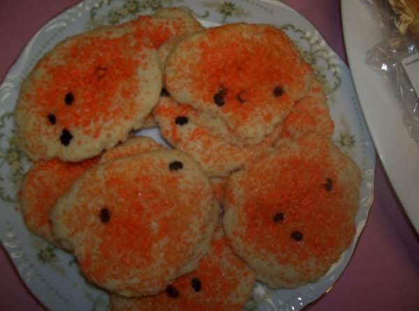 Vanilla Drop Cookies