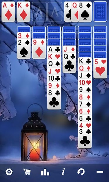 Solitaire Mania - Card Games Android App Screenshot