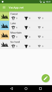 VacApp - Cattle management- screenshot thumbnail