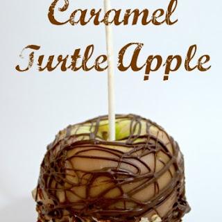 Caramel Turtle Apple