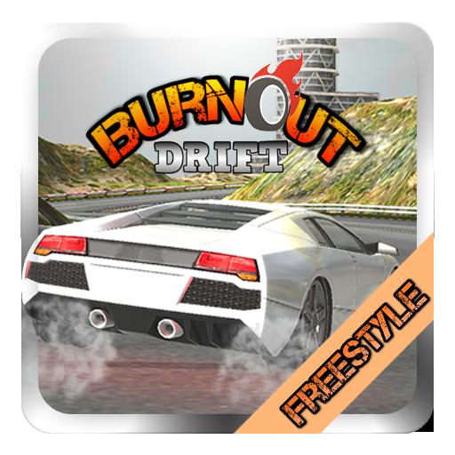 Burnout Drift Freestyle