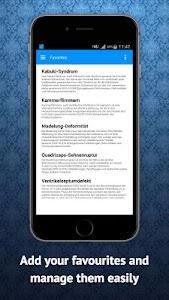 Medical Dictionary German screenshot 13