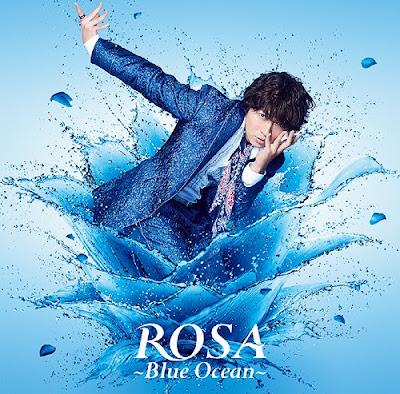 Daisuke Ono - ROSA ~Blue Ocean~