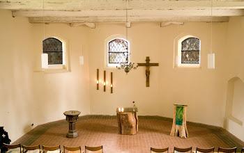 Photo: Dorfkirche in Damm bei Parchim