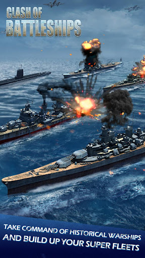 Clash of Battleships - COB screenshot 4