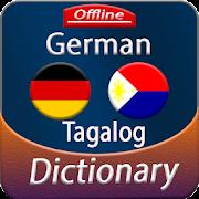 German to Tagalog offline Dictionary