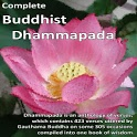 Buddhist Dhammapada icon