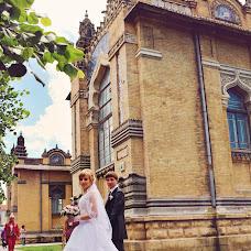 Wedding photographer Elizaveta Aleksakhina (LisaAlex87). Photo of 17.10.2014