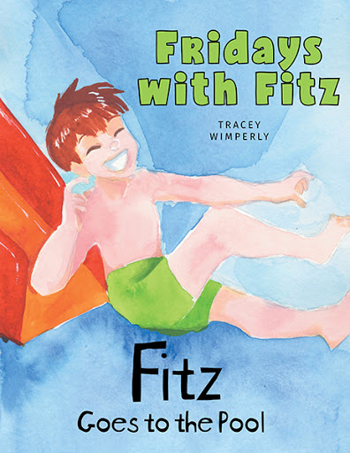 Fitz Goes to the Pool