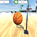 Funny Shooting Basketball icon