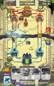 Jungle Clash apk screenshot