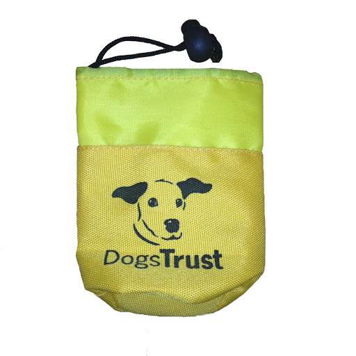 Promotional Dog Treats Bags to Print