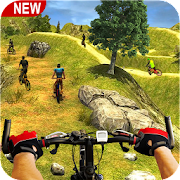 Game MTB Downhill BMX Bicycle Stunt Rider APK for Windows Phone