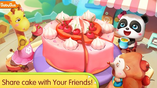 Little Panda's Bake Shop : Bakery Story 8.42.00.00 MOD Apk Download 1