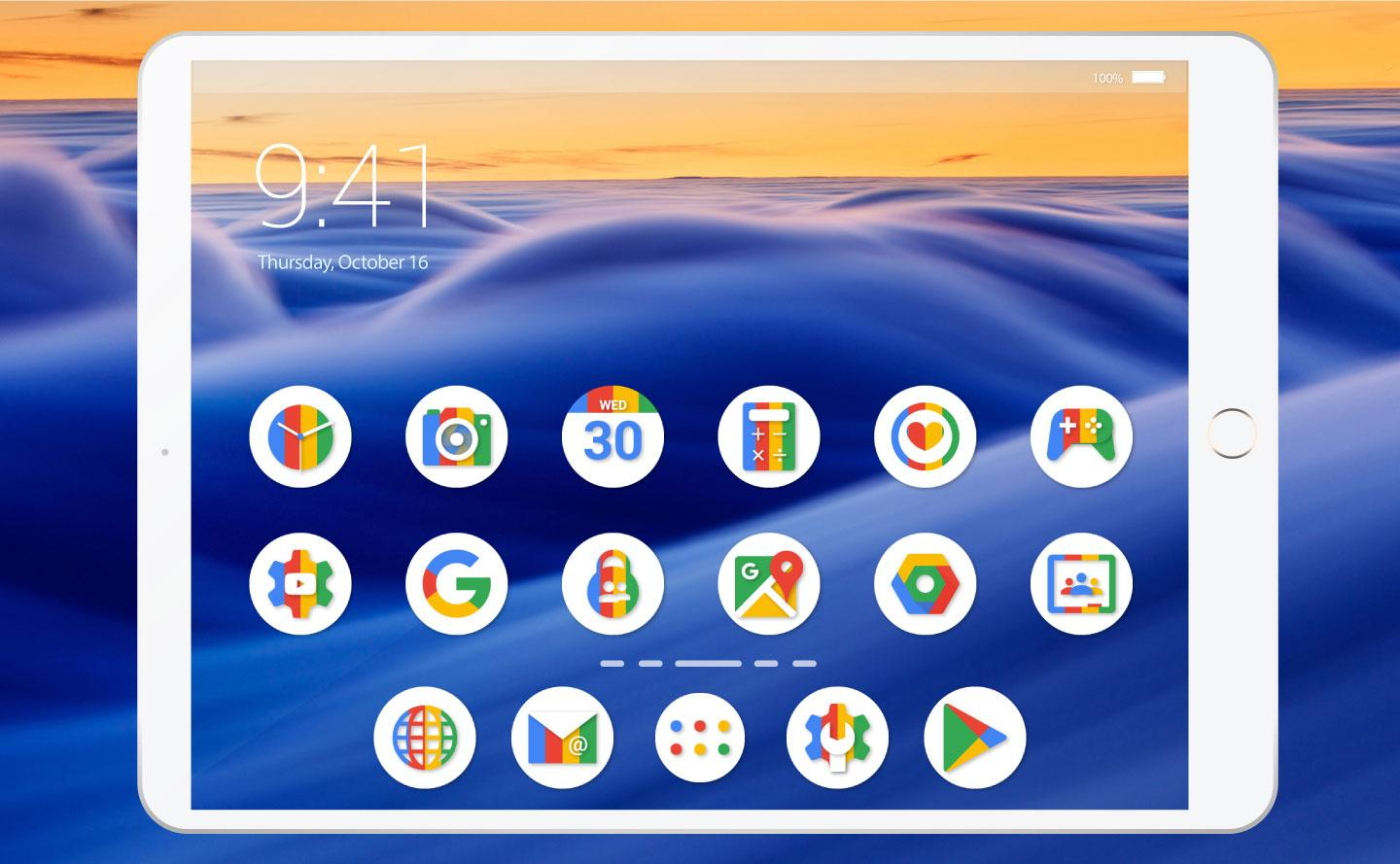 Color Pixel - Icon Pack- screenshot