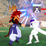 Gogeta Figther of power