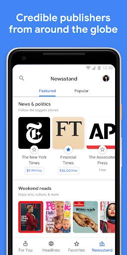 Google News 5.3.0 screenshots 5