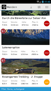 sentres South Tyrol- screenshot thumbnail