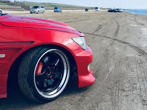 アルテッツァ SXE10 RS200  SXE10改  12年のカスタム事例画像 マルちゃんさんの2020年05月15日07:12の投稿