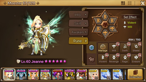 Summoners War apktram screenshots 14