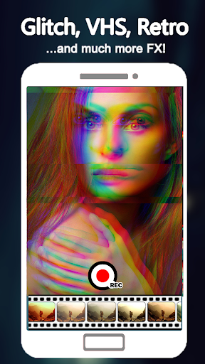 V2Art ud83dudd25 video effects and filters, Photo FX 1.0.40 screenshots 2