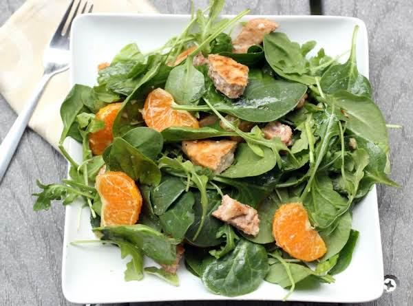Lemon Salmon Salad